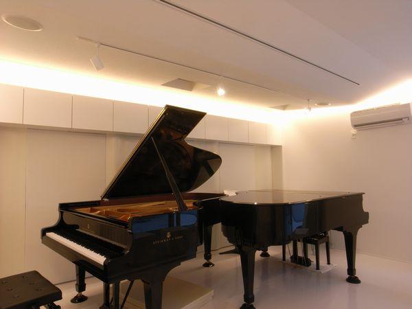 ピアノ/ヴァイオリン/ホームシアター防音室