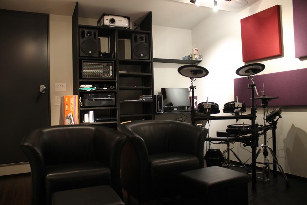 ホームシアター/バンド演奏防音室 画像2
