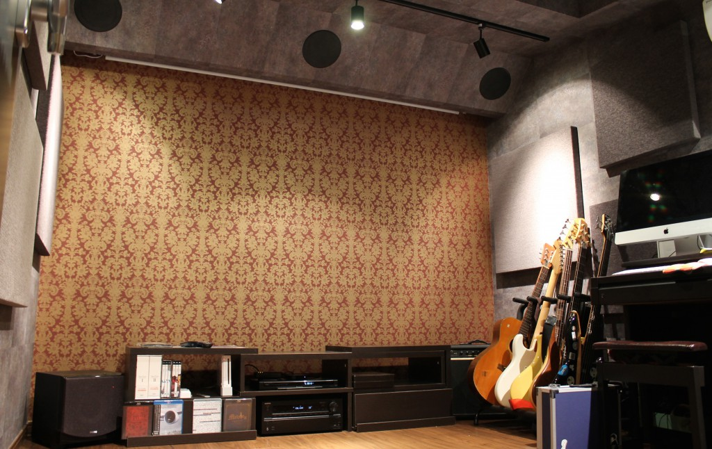 ホームシアター/楽器演奏 防音室