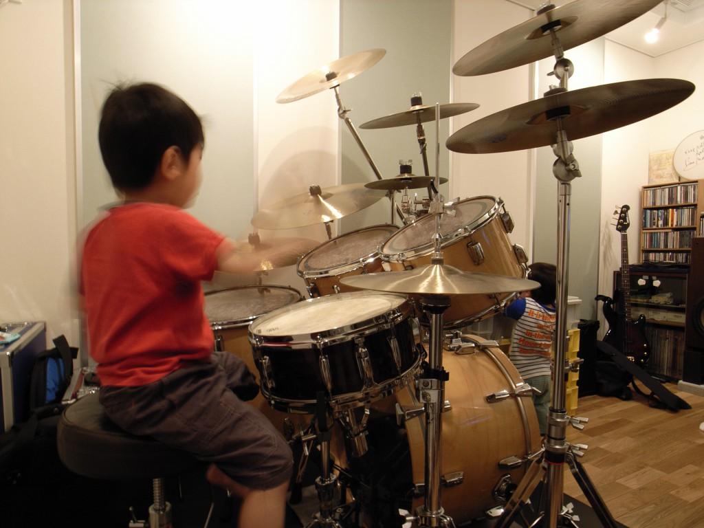 ドラム防音室 メイン画像