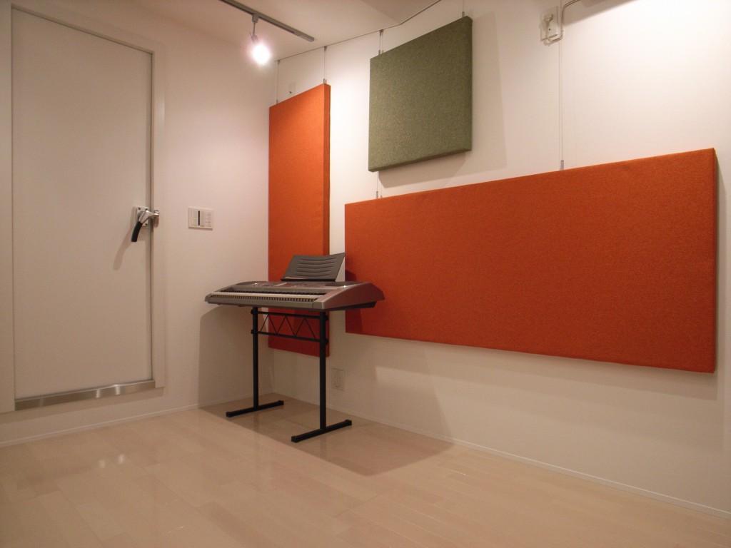 ホームシアター/コーラス練習防音室 画像1
