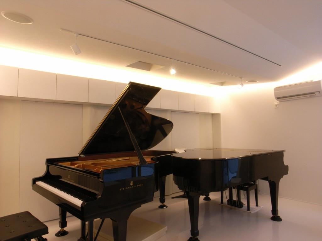 ピアノサロン防音室 画像1
