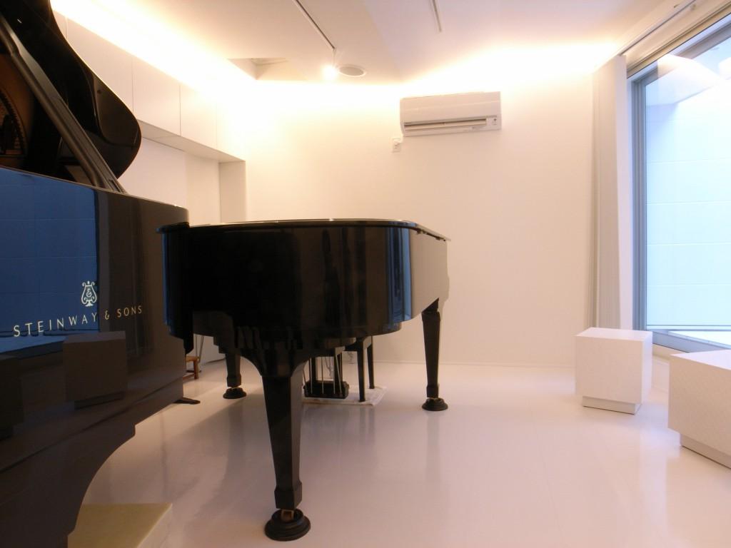 ピアノサロン防音室 画像2
