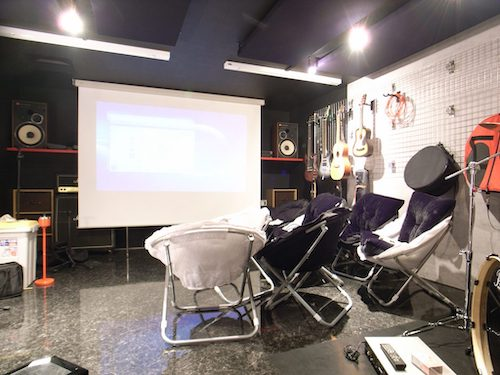 ホームシアター/バンド演奏防音室